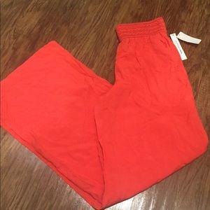 Pants - Joe B wide leg pants light weight